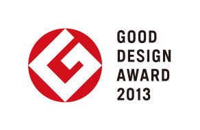 GOOD DESIGN AWARD �O�b�h�f�U�C����2013�uaeru���ڂ��ɂ�����v
