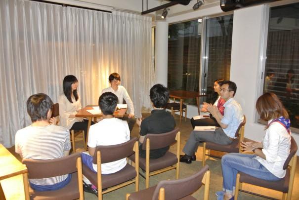 原宿大学にて和える代表の矢島里佳が講演しました。