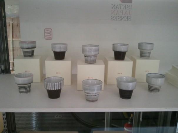 aeruに新商品・福岡県から「小石原焼のこぼしにくいコップ」が仲間入りします!