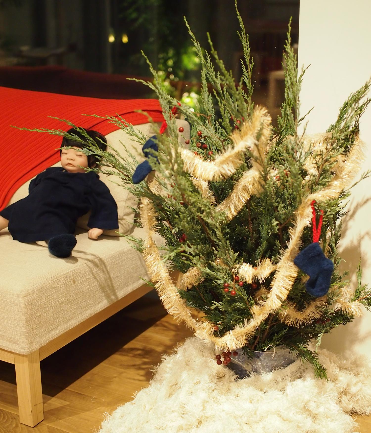 aeru meguroのクリスマスツリー