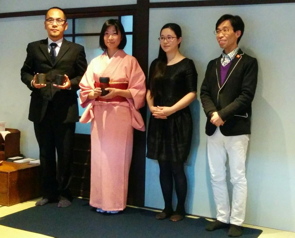 京ものユースコンペティション表彰式