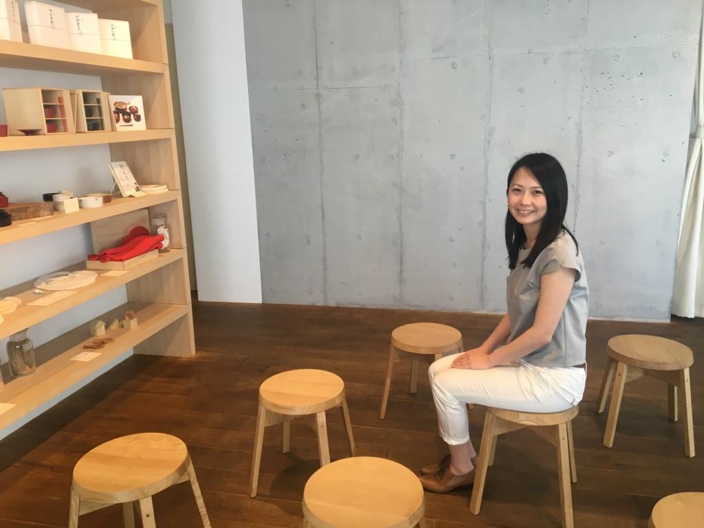 01_merugo椅子のイベント