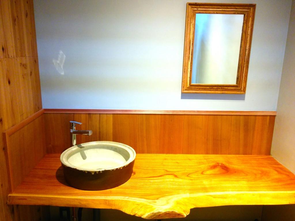 12_大谷焼の洗面台