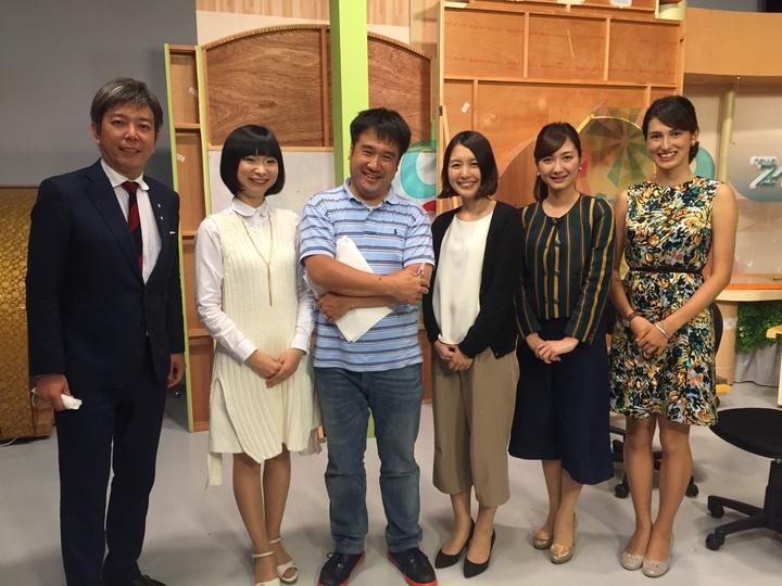 京都テレビ スタジオ