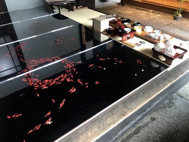 江藤さん 夏のうるし展