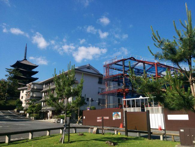 奈良aeru room 興福寺五重塔
