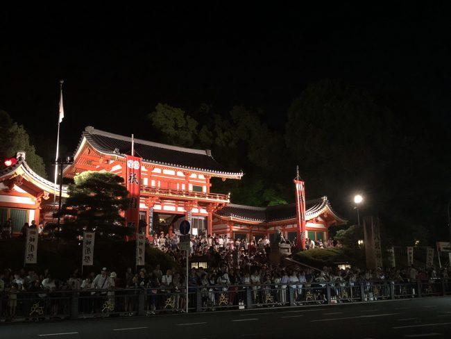 祇園祭 八坂神社