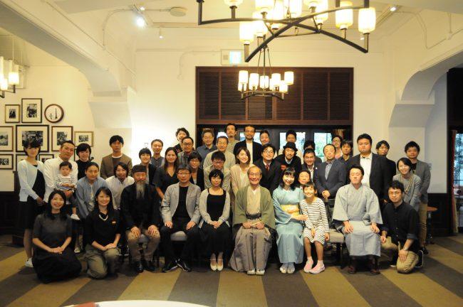 和えるファミリー 京都若手職人 交流会
