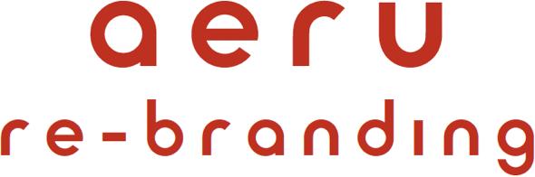 aeru re-branding