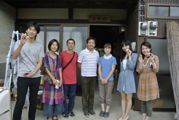 和える代表矢島里佳が、群馬県の養蚕・織物職人さんを訪ねました!