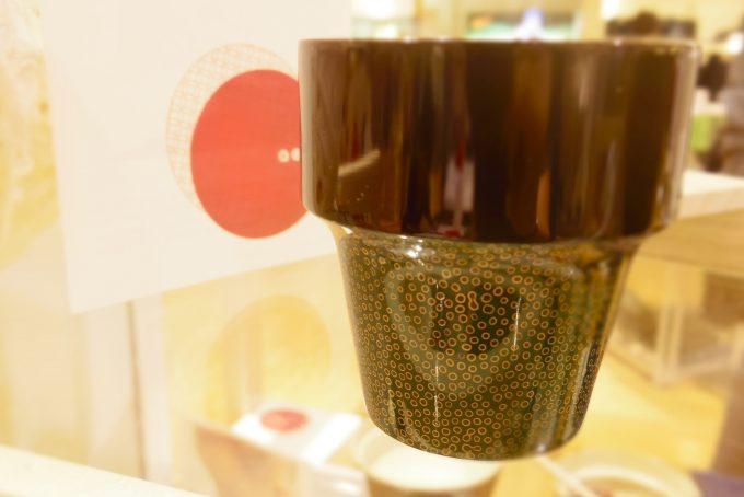 aeru青森県から 津軽塗の こぼしにくいコップ