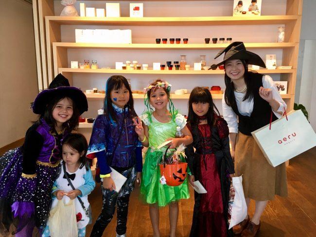 aeru 和える meguro 目黒 Halloween ハロウィン 赤ちゃん 子ども ベビー キッズ 仮装
