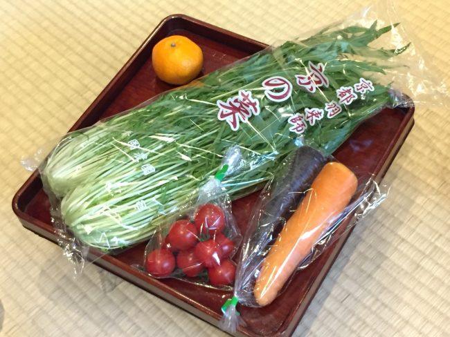 八百屋 野菜 イベント
