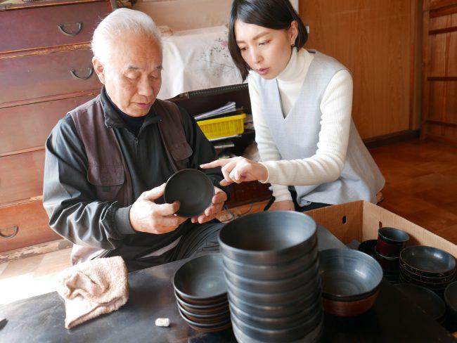 福井県から 越前漆器の はじめての汁椀