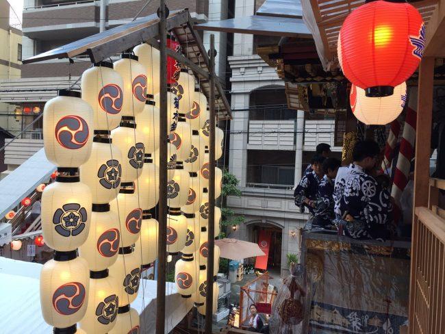 京bizX 祇園祭