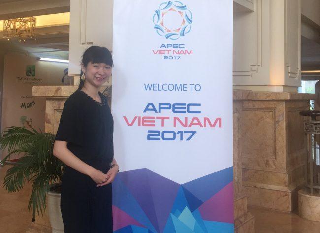 ベトナムAPEC BEST Award