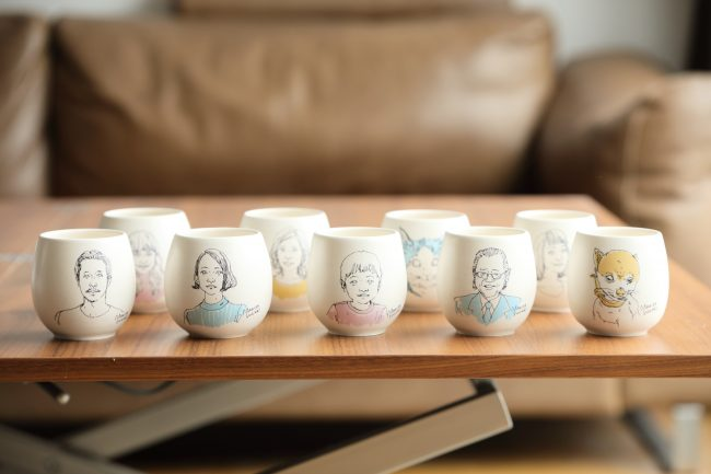 oatsuraeマグカップ