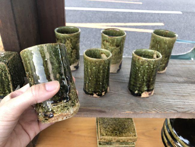 奈良aeru room 大和織部 五条坂陶器まつり
