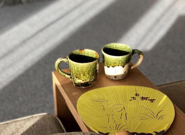 奈良aeru room マグカップ