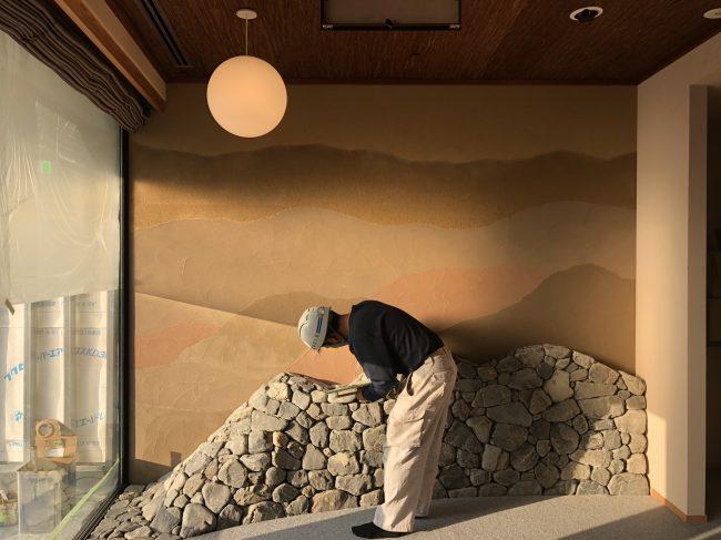 奈良aeru room 夕暮れのお部屋