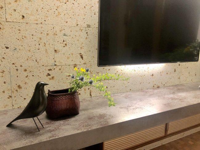 デザオ建設「とこしえ」春の展示 リビング